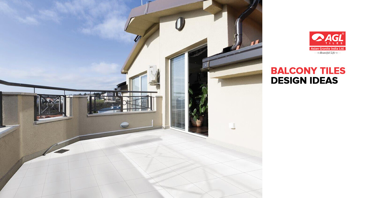 Balcony Tiles - Which Tiles Are Best For Balcony?