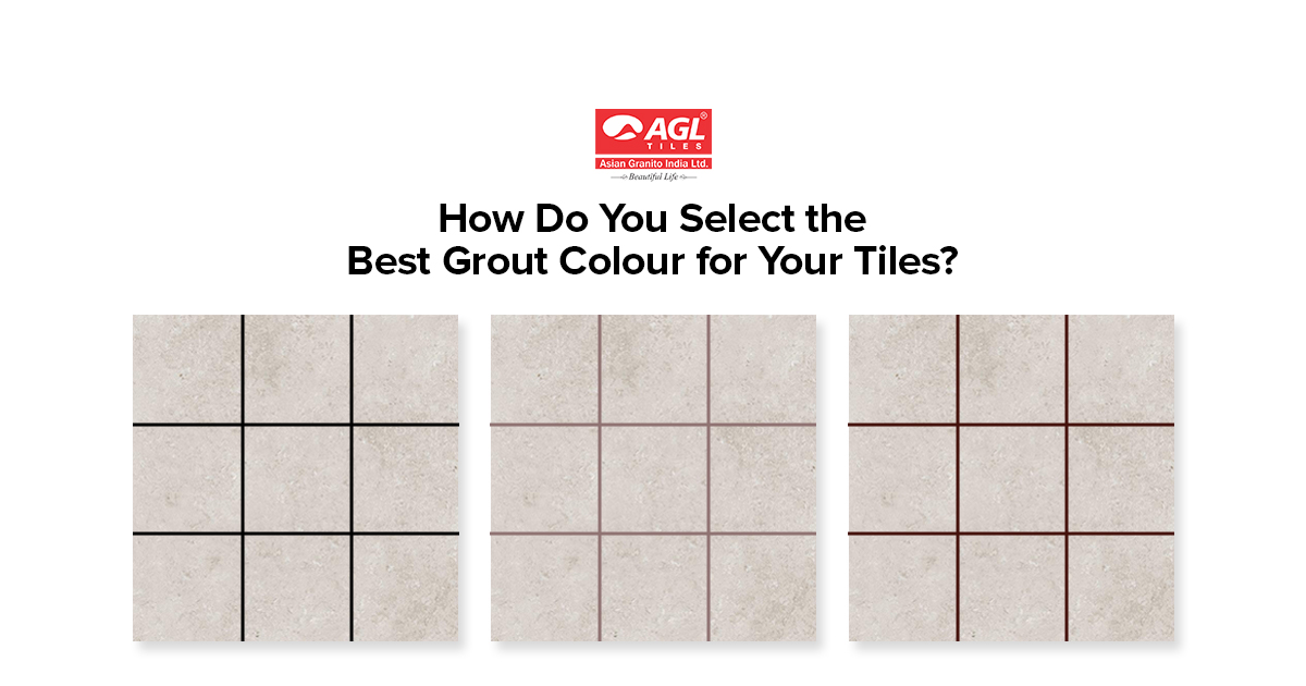 How Do You Select the Best Grout Colour for Your Tiles?