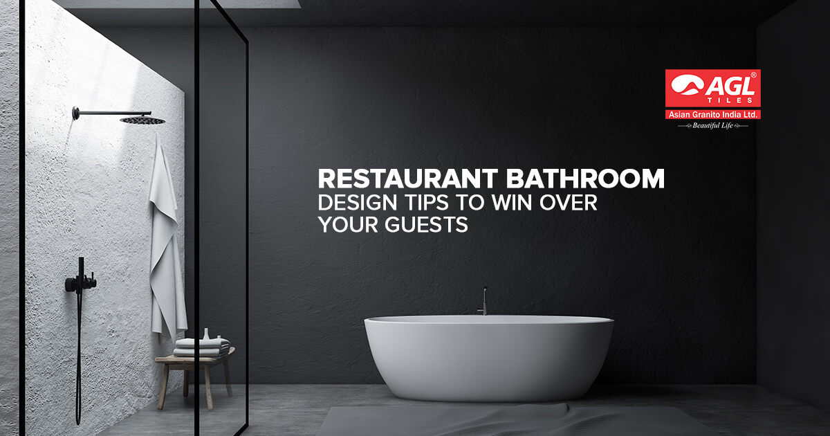 7 Restaurant Bathroom Design Tips to Win Over Your Guests