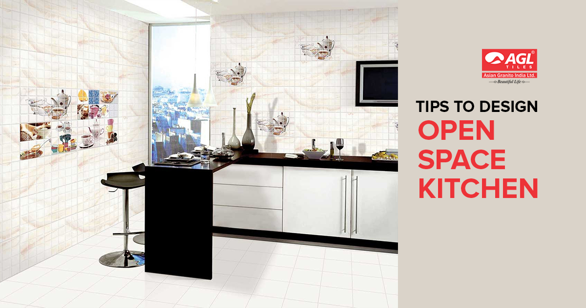 Tips to Design Open Space Kitchen in Indian Homes