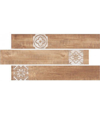 Opulence Decor Modern Wood Copper