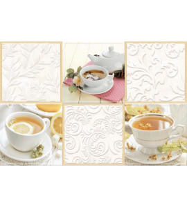 Limon Tea Gold Decor-1