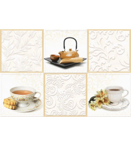Limon Tea Gold Decor-2