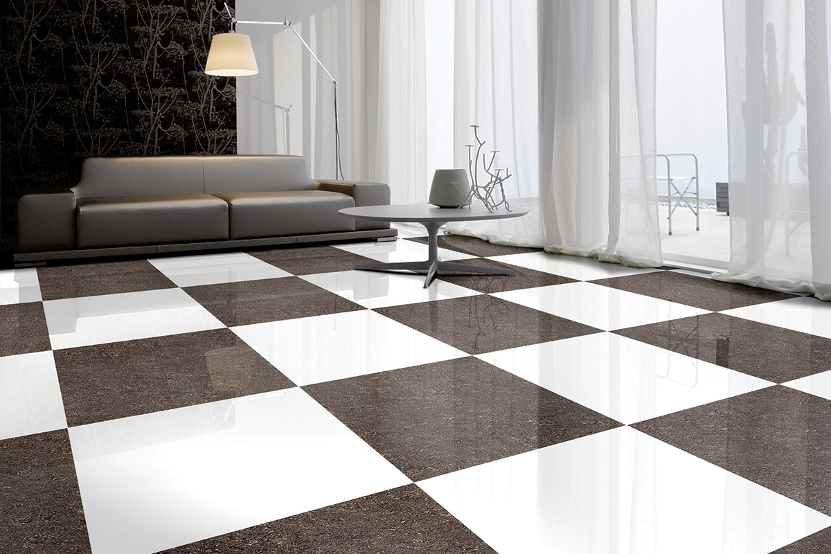 Which is best tiles for flooring in india