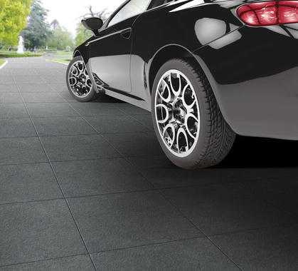 Vitrified parking tiles in india