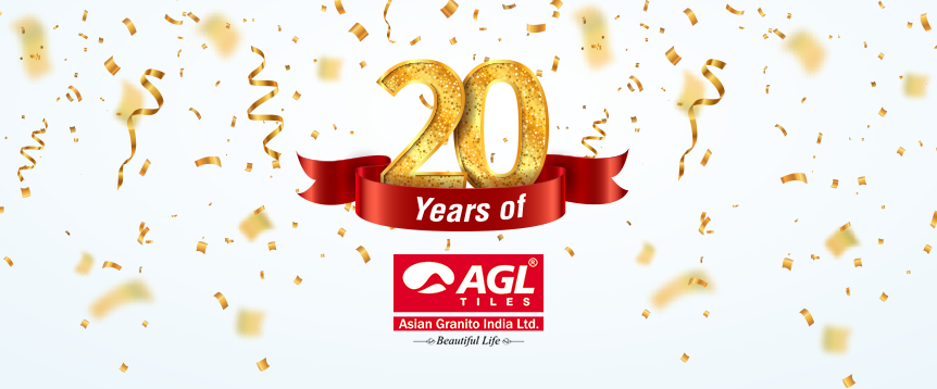 20 years of AGL Tiles