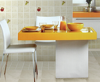 off white kitchen tiles