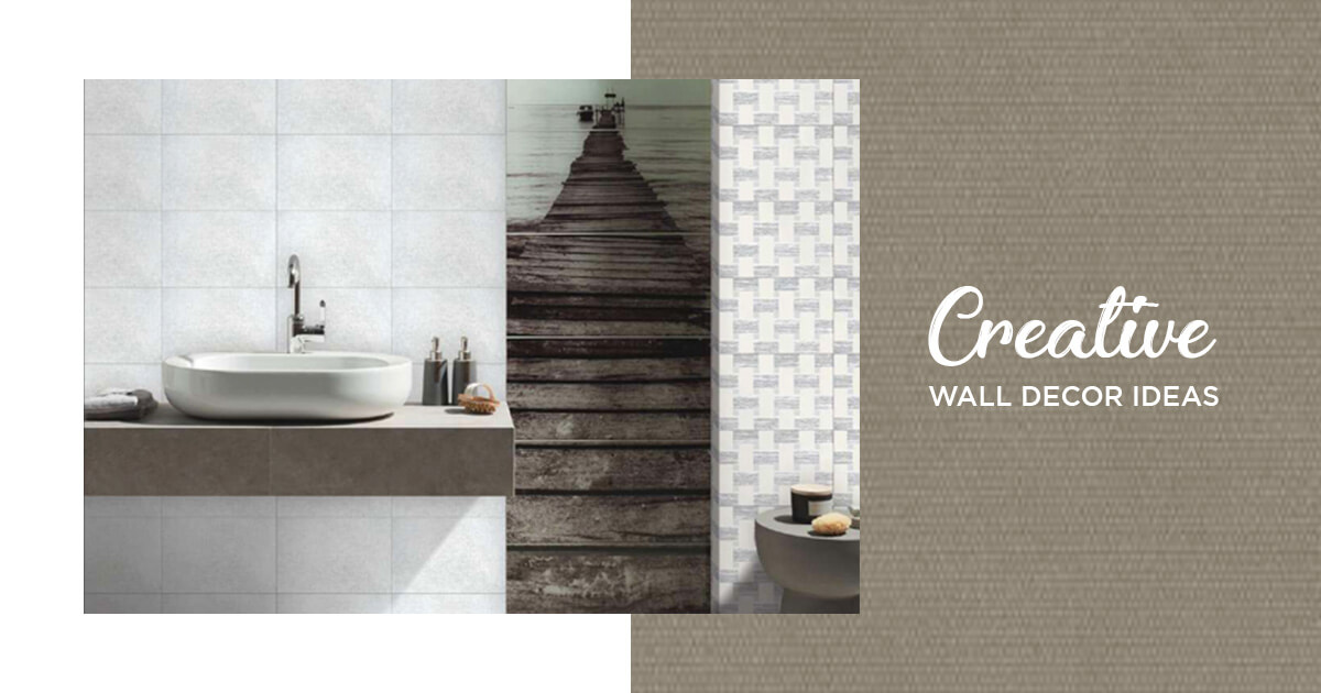 AGL Wall Tiles - Best for Bathroom, Kitchen, Living Room and Bedroom