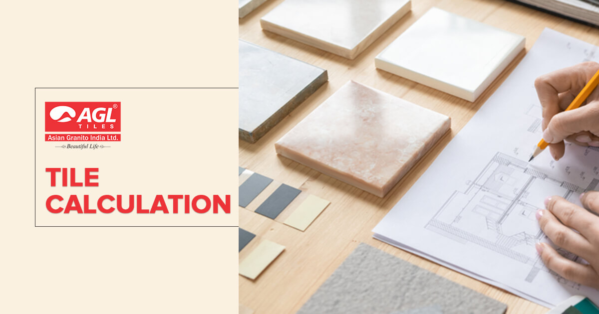 How Do You Calculate the Number of Floor Tiles Required? Tile Calculation