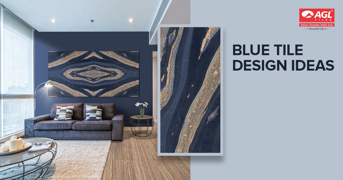 Blue Tile Designs Ideas for Your Lovely Home