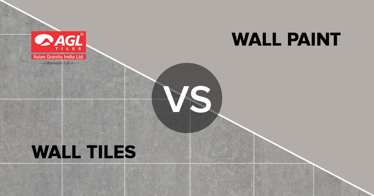 Wall Tiles VS Wall Paint, Which is Better?