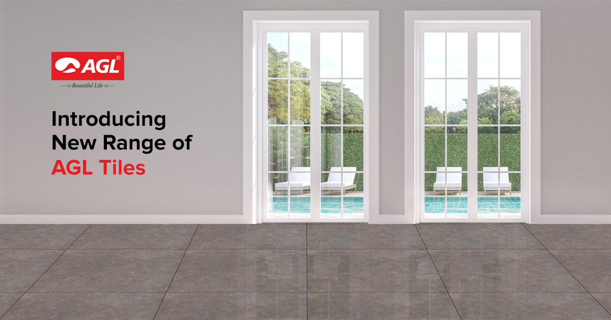 Update the Look of Your Home with Our New Range of Tiles