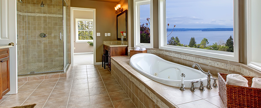 13 Tile Tips For Better Bathroom Tile: AGL Blog- Tile Tips, Home Decor Tips, Tile Design Ideas